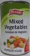 Grocery_Canned Foods_Vegetables